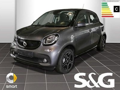 gebraucht Smart ForFour 52kW PASSION twin/Pano/LED/Klima/Alu16/