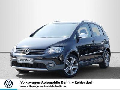 gebraucht VW Golf Plus Cross 1.4 TSI DSG Navigation Climatronic SHZ