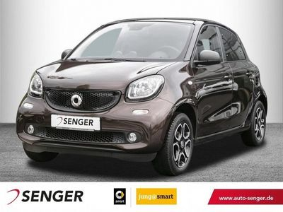 gebraucht Smart ForFour 66kW twinamic *Passion*Cool & Audio*PTS*