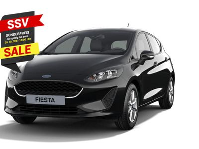 gebraucht Ford Fiesta 1.1 75 Connected LED AppCo DAB+ in Kehl