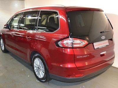 gebraucht Ford Galaxy 2.0 Titanium Key-Free*Klima*LM*Navi