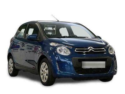 gebraucht Citroën C1 C1VTi 72 Feel Start&Stop+KLIMA+SITZHEIZUNG+BLUE