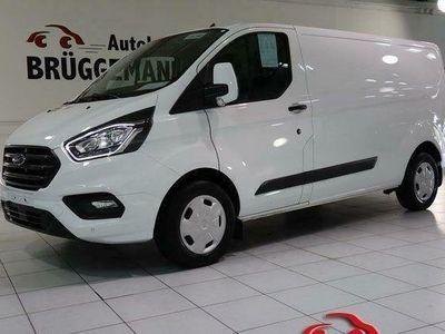 gebraucht Ford Custom Transit2,0 ECOBLUE 320 L2H1 LKW VA TREND KLIMA PDC AUDIO