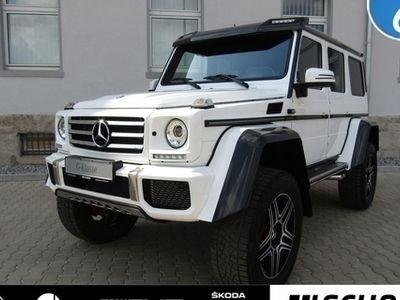 gebraucht Mercedes G500 4x4² Exklusiv-Paket*Comand*NP: 231693,00