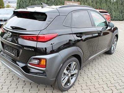 gebraucht Hyundai Kona KONA1.0 T-GDi Navipaket Sitzpaket