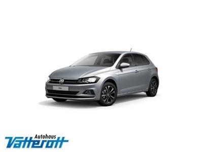 gebraucht VW Polo UNITED 1.0 5-Gang Handy Shzg App Einparkhilfe