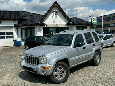 gebraucht Jeep Cherokee Limited 3.7 Auto.KLIMA LPG GAS