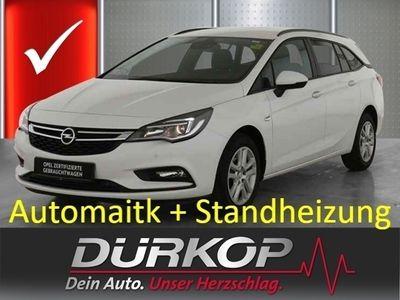 gebraucht Opel Astra Kombi Business 1.6 CDTI Automatik/Kamera/Standheiz