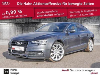 gebraucht Audi A5 Sportback 3.0TDI EU6 qu. S-Trc S-Line Xen Navi Standh
