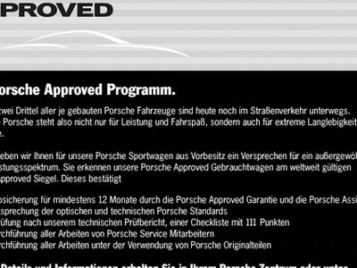 käytetty Porsche 911 Carrera 991 (911)Coupe Sportabgasanlage