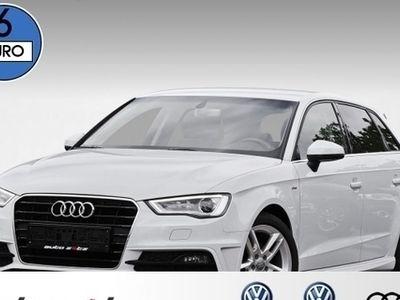 gebraucht Audi A3 Sportback 2.0 TDI S-tronic S-Line, Navi, Xenon