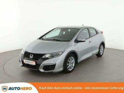 gebraucht Honda Civic 1.6 DTEC I-DTEC Comfort*Tempo*SHZ*LM*