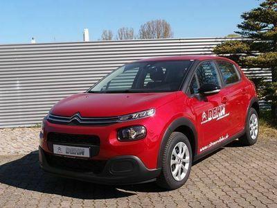 gebraucht Citroën C3 PureTech 83 S&S Feel PDC Bluetooth