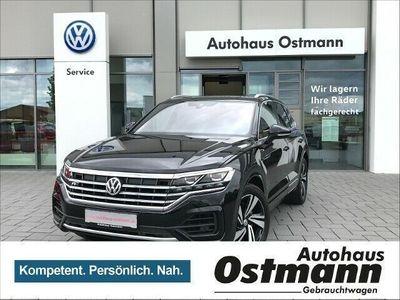 gebraucht VW Touareg 3.0 TDI R-Line 4Motion LED*AHK*Pano*Navi