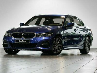 gebraucht BMW 320 d xDrive Limousine M Sport Komfortzg. Shz