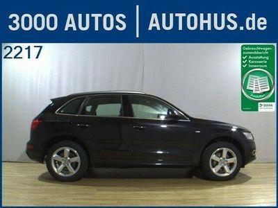 gebraucht Audi Q5 3.0 TDI Quattro S-Line Ext. Leder Navi Xenon