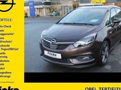 gebraucht Opel Zafira Innovation Navi/LED/ACC/SHZ+LenkradHZG/7-Sitze
