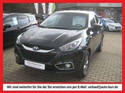 gebraucht Hyundai ix35 Trend 2WD Sitzheizung AHK fest