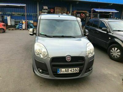 gebraucht Fiat Doblò Maxi Automatik DPF Start&Stop 99TKM EURO5