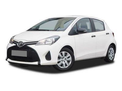 gebraucht Toyota Yaris Yaris10-l-VVT-i KLIMA SERVO eFH eSPIEGEL ABS E
