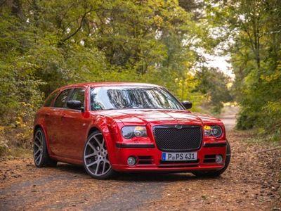 gebraucht Chrysler 300C Touring SRT8 6.1 Automatik Folierung