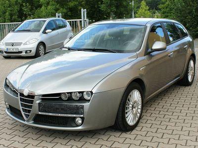 gebraucht Alfa Romeo 159 2.4 JTDM DPF Xenon Leder Navi