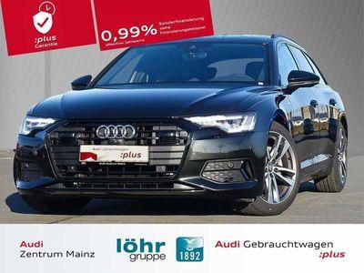 gebraucht Audi A6 Avant Sport 40 TDI S tronic *S line*AHK*LED*