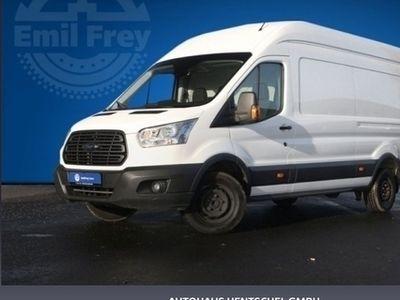 gebraucht Ford Transit 350 L4H3 Lkw HA Trend Expressline Sichtpak