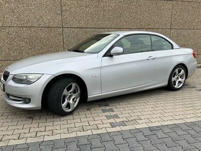 gebraucht BMW 330 Cabriolet 3er Aut. Top zustand !