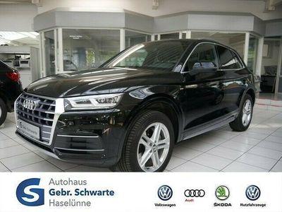 gebraucht Audi Q5 40 TDI S-tronic S line quattro AHK Pano LED