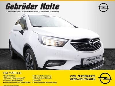 gebraucht Opel Mokka X 1.4 Turbo 120 Jahre ECOTEC® INTELLILINK