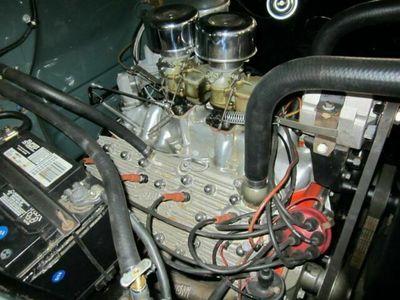 gebraucht Ford V8 1951 F1, 239 Flatheadmit H Kennzeichen