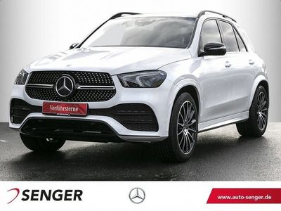 gebraucht Mercedes GLE400 d 4M *AMG*Exclusive*Panorama*Distronic*