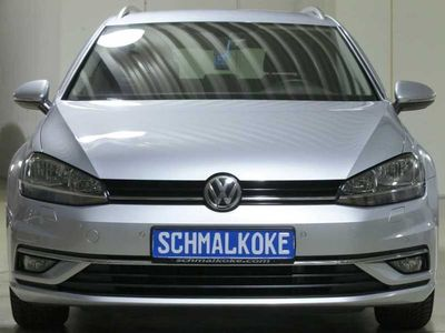 gebraucht VW Golf VII Variant TDI1.6 BMT DSG Join Navi Climat