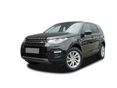 gebraucht Land Rover Discovery Sport Discovery Sport2.0 TD4 SE Kamera/Xenon/PDC Navi
