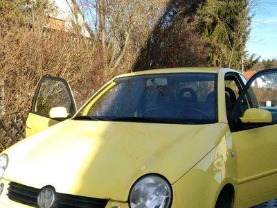 """gebraucht VW Lupo 1,0 von 2004 Sondermodell """"RAVE"""""""