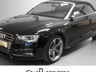 gebraucht Audi S5 Cabriolet 3.0 TFSI quattro B&O Xenon Einparkh