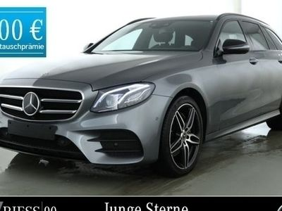 gebraucht Mercedes E200 T AMG AHK Multi Wide Night Fahrassist+