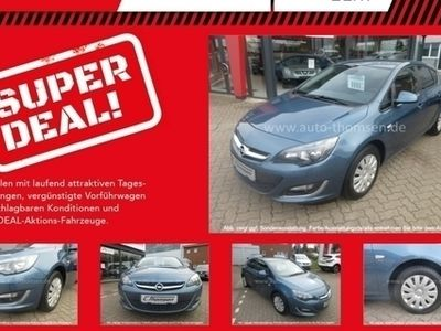 second-hand Opel Astra active 1.4 TURBO Navi-Klimaaut.-Sitzhzg.