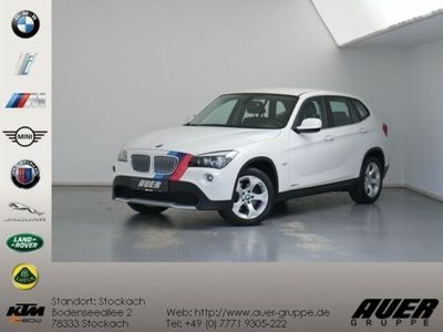 gebraucht BMW X1 xDrive 23d SUV (Kurvenl. Xenon Automatik Shz)