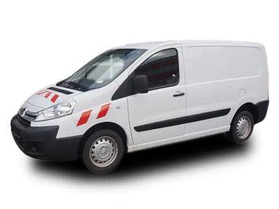 gebraucht Citroën Jumpy 2.0 HDI L1 H1 Klima Werkstattwagen