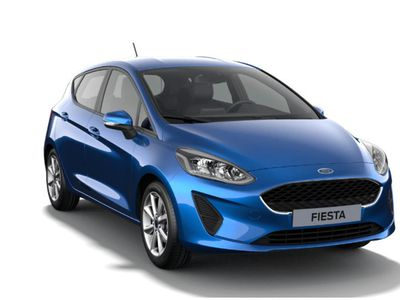 gebraucht Ford Fiesta 1.0 EB 95 Connect LED LaneAss Temp in Kehl