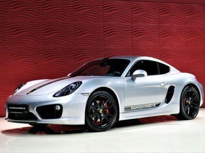 """gebraucht Porsche Cayman S*BI-XENON*20""""LM-FELGEN*SOUND-PACKAGE+*"""