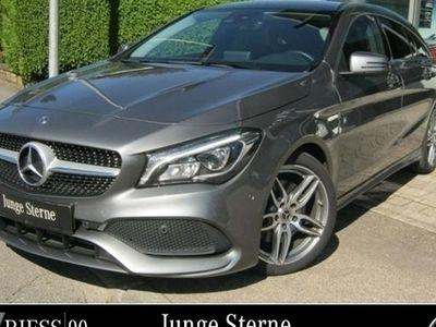 gebraucht Mercedes CLA250 4M SB AMG Sport Navi Pano AHKKamera PTS