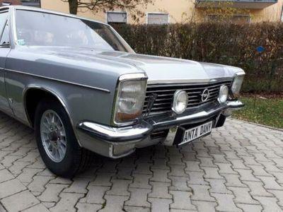 gebraucht Opel Diplomat B 5,4 V8 2.Hand seit ´79