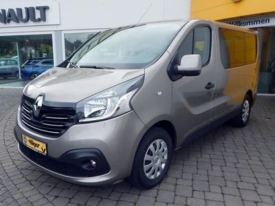 gebraucht Renault Trafic Pkw Combi Expression 2,7t ENERGY dCi 125