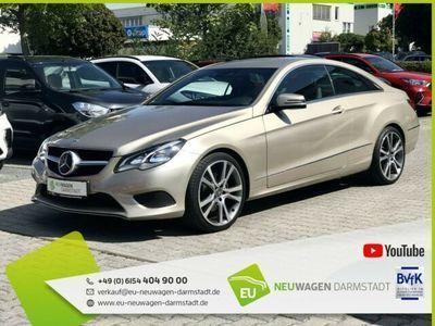 gebraucht Mercedes E250 E 250Coupe 7G+SPORT-PAKET+ACC+KEYLESS+NAVI+SITZH