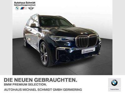gebraucht BMW X7 M50d Sky Lounge*Standheizung*AHK*Harman Kardon*