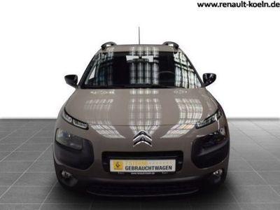 gebraucht Citroën C4 Cactus FEEL 1.6 HDI 100 BLUE Klimaanlage Limo