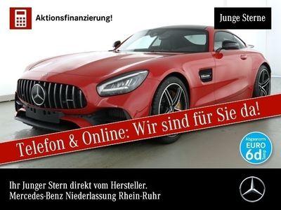 gebraucht Mercedes AMG GT C Cp. Keramik AeroPak Perf-Sitze Pano LED